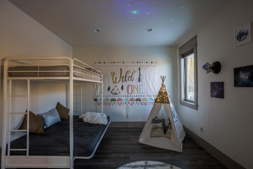 Evolve Vacation Rental Kids Bedroom