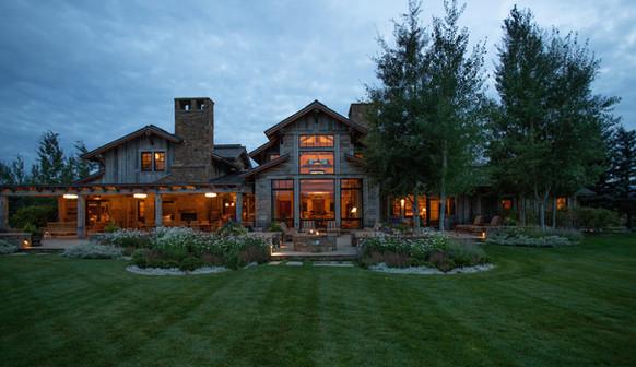 Jackson Hole Wyoming Real Estate Photographer