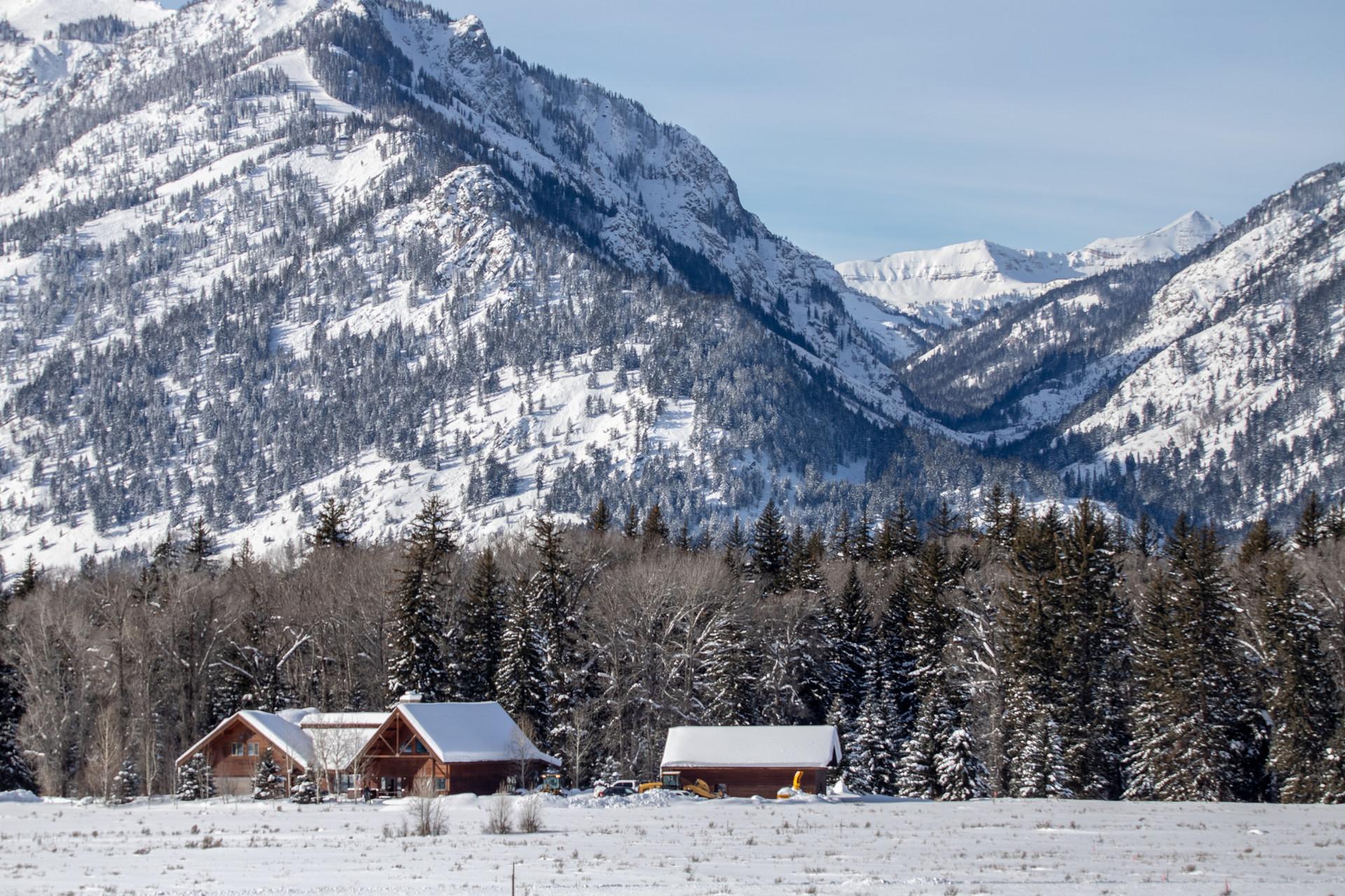 Solitude Jackson Wyoming