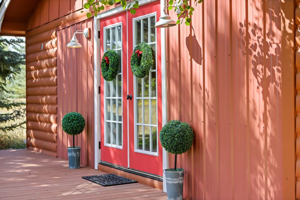 Exterior home photography