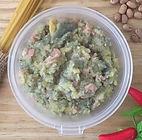 papinha de bebê bh congelada natural sem conservantes caseiras praticidade saudável comida de verdade saúde crianças belo horizonte brócolis