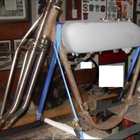 1920 Harley Davidson Boardtrack Racer