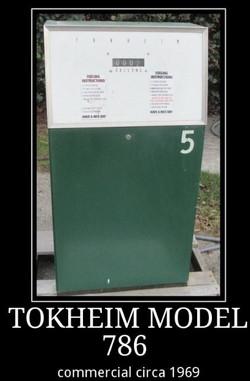 tokheim 785 cc pr commercial
