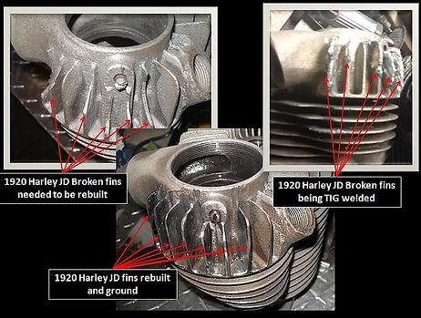 Barrel juggs repaired with TIG welder.jp