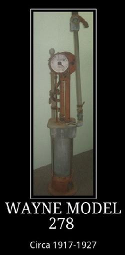 wayne model 278 curbside gas pump