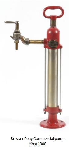 VINTAGE GAS PUMP IDENTIFICATION PAGE | Vintage gas pump and