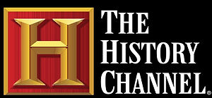 History Channel Logo Vics Show Salvage K