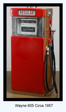 wayne circa 605 gas pump