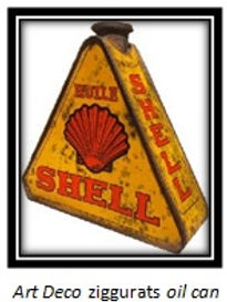Triangular vintage oil can Shell Oil.jpg