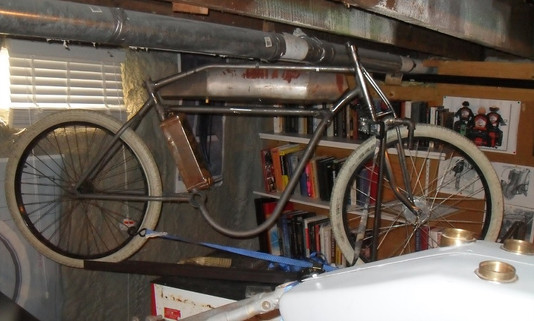 1912 Indian Board-Track Racer