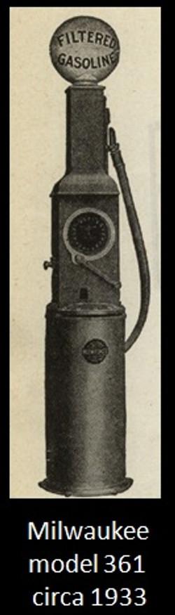 milwaulkee model 361 circa 1922