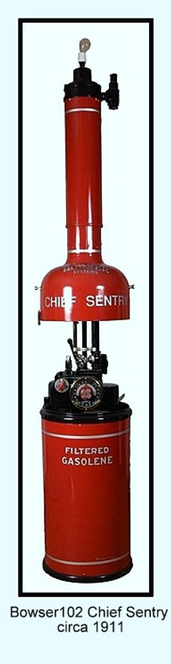 Bowser Cheif Sentry circa 1911 webpage