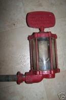 Bennett curbside pumps visi gauge