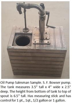 bowesr sale sample