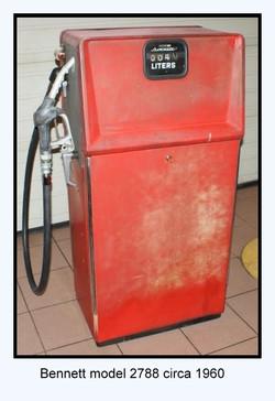 bennet 2788 gas pump