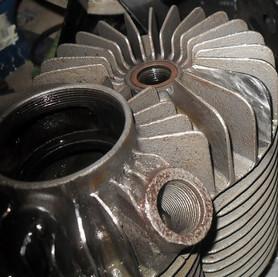 Harley Davidson Boardtracker Cylinder fi