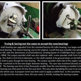 Boring & Truing1920 Harley Davidson Boardtracker