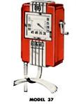 Bennett air meter model 37