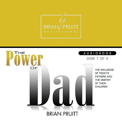 Power of Dad AudioBook (4CD Set)