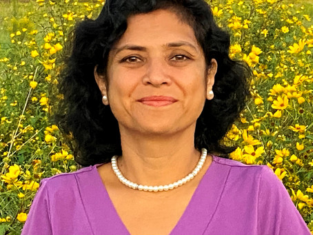 Hopewell Township Democratic Committee Proudly Chooses Uma Purandare as candidate for November 2021
