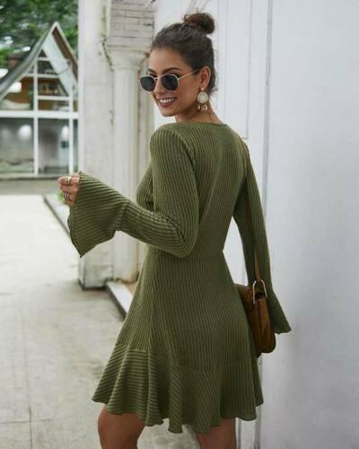 Debora Bell Sleeved Dress