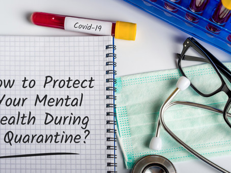 How to Mitigate The Negative Mental Health Effects of Being in Quarantine