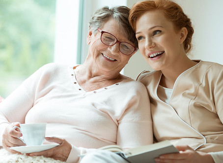 Assisting Our Elderly Loved Ones In Life Stage Transititons