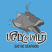 Ugly and Wild sticker3.jpg