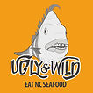 Ugly and Wild sticker1.jpg
