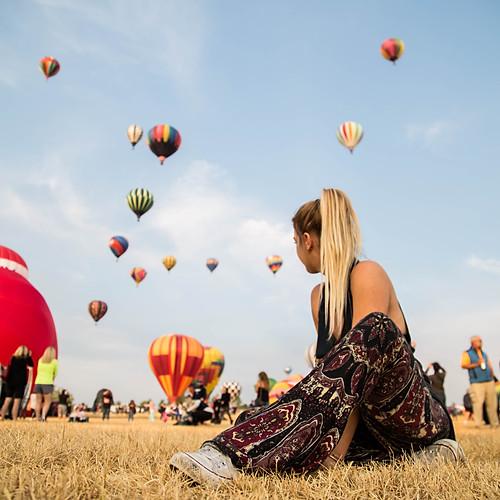 Reno Air Balloon Races