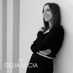 PARIS - DELIA LUCIA - SINGLE  1600X1600.