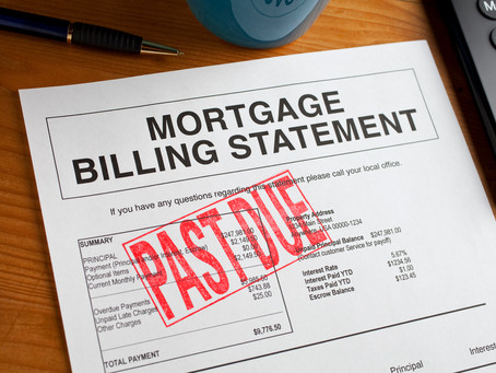 Mortgage Delinquencies Show Slight Improvement