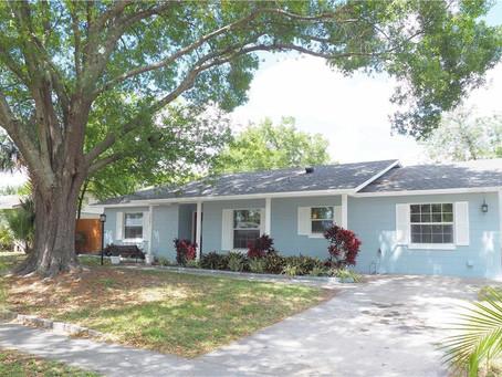 Central Florida Real Estate Weekly Market Report: April 4 - April 10, 2021
