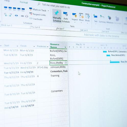 Microsoft Project Basics