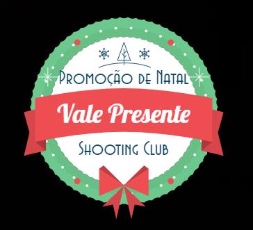 Escolha um Vale presente no Taubaté Shooting Club: