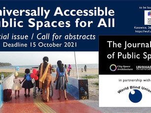 Universally Accessible Public Spaces for All