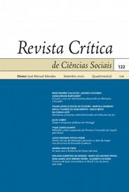 Revista Critica de Ciencias Sociais Nº122