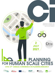 13th CITTA Annual Conference on Planning Research