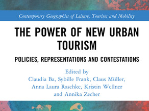 The Power of New Urban Tourism - Spaces, Representations and Contestations