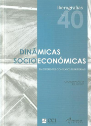 Dinâmicas socioeonómicas em diferentes contextos territoriais