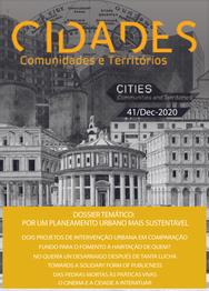 Cidades Comunidades e Territórios Nº41