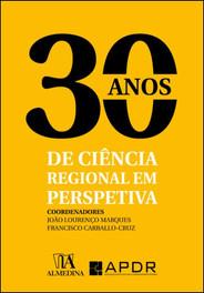 30 Anos de Ciência Regional em Perspetiva