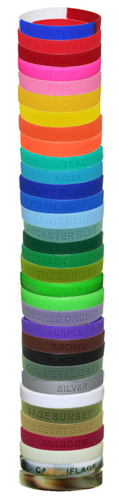 wristband-colors