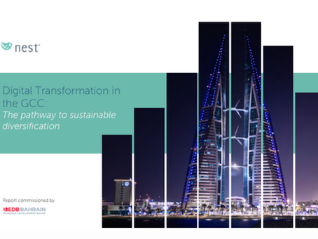 Digital Transformation in the GCC: The Pathway to Sustainable Diversification