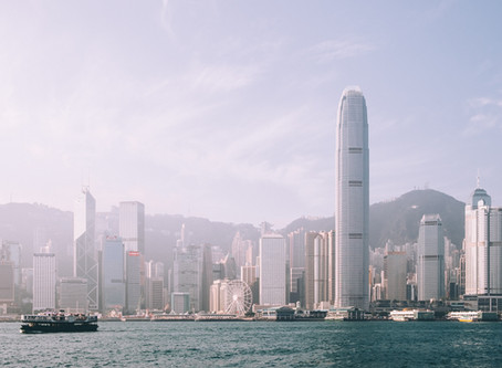 Hong Kong's Innovation Challenges