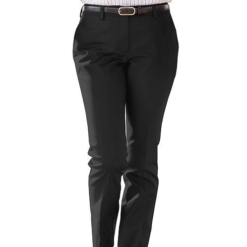 Ladies' Slim Chino Flat Front Pant
