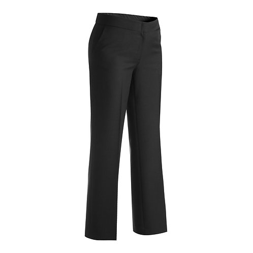 Ladies' Synergy Washable Flat Front Pant