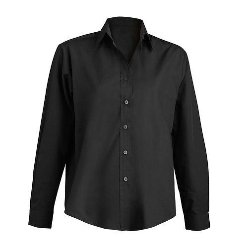 Ladies' Long Sleeve Value Broadcloth Shirt
