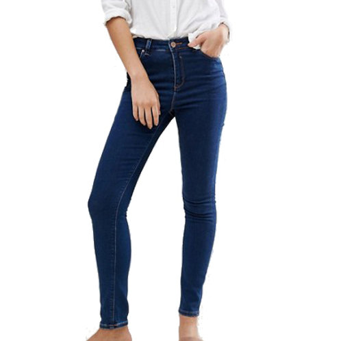 Ladies' Stretch Skinny Jeans