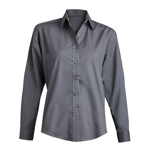 Ladies' Long Sleeve Value Broadcloth Shirt